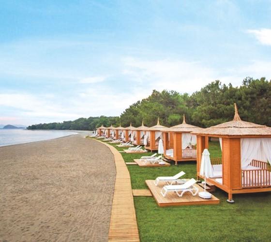 Duurzaam hotel in Turkije