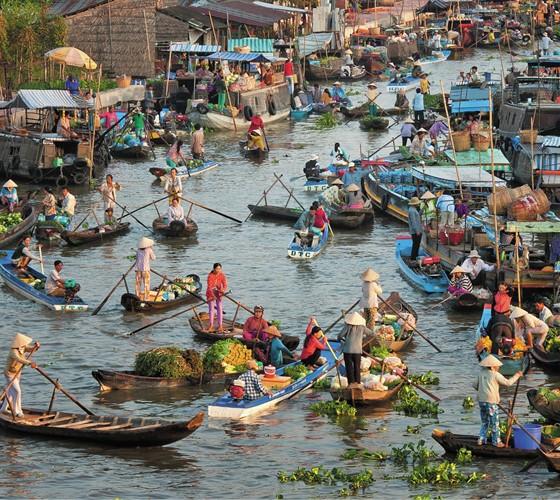 Vietnam op wieltjes