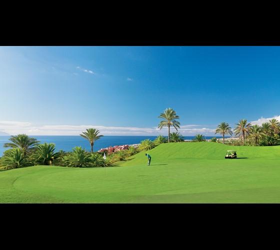 Golfen op Tenerife