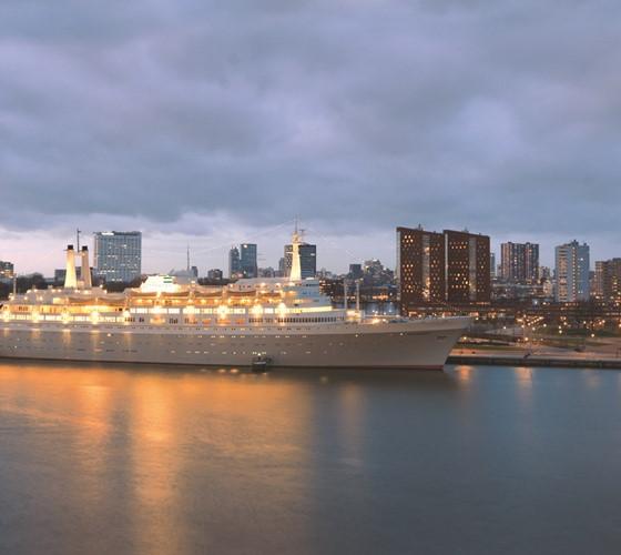 Rotterdams schiphotel
